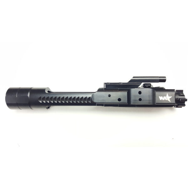 Wheaton Arms Enhanced Black Nitride Bolt Carrier Group 1