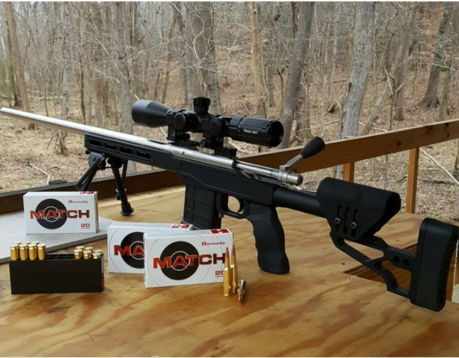 THE ANSWER PRECISION RIFLE 2 test