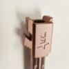 Copper finish spiral fluted Glock 19 barrel