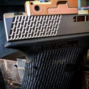 Wheaton Arms Enhanced Glock G17