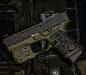 Wheaton Arms Enhanced Glock G43 Danger Close Armament