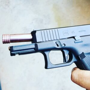Wheaton Arms Enhanced Glock 8