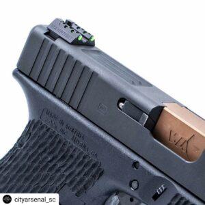 Wheaton Arms & Wahrheit_US Enhanced Glock 19