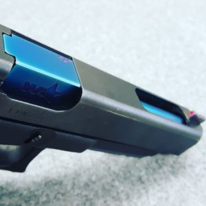 Wheaton Arms Cobalt Blue Match Grade Barrel Fits Glock 34