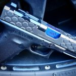 Wheaton Arms Cobalt Blue Match grade Barrel & Elite Pro-Carry Trigger Fits Glock G17