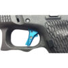 Wheaton Arms Elite Pro-Carry trigger assembly blue glock 19