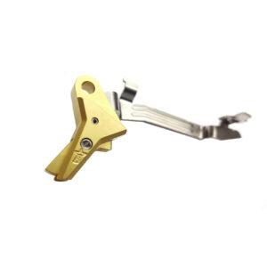 GEN 5 trigger assembly gold