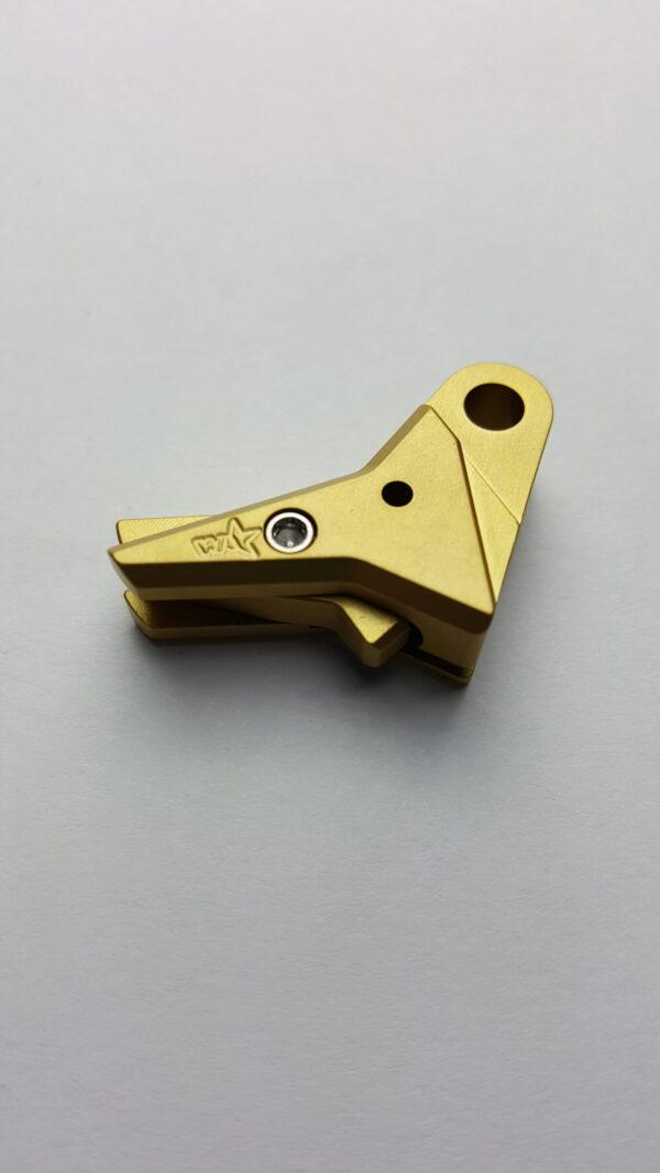 Wheaton Arms Elite Pro Carry Gold Trigger Shoe
