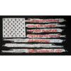 Vintage Black 2A American Flag 4