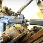 SBR Wheaton Arms NFA Engraving