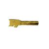 Wheaton Arms Match Grade Barrel fits G43 TiN Gold Finish